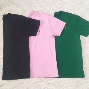 Other - Polo by Ralph Lauren Men's T-shirts bundle of 3